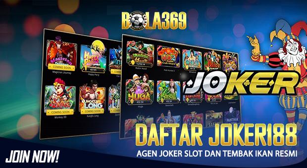 Daftar Joker188
