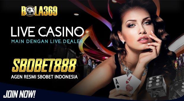 Sbobet888 Live Casino